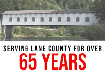 Service Lane County for Over 65 years
